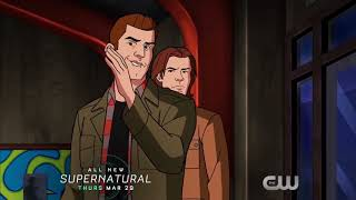 Supernatural ScoobyNatural Promo