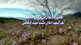 شيله ياللي ليا جيت سعد بن جدلان أداء العذب