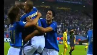WM 2006 italien  alle tore