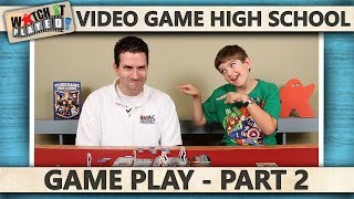 Video Game High School - Game Play 2