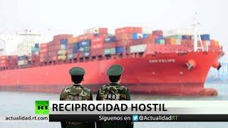 China introduce aranceles para 128 mercancías importadas de EE.UU. como contramedida a Washington thumbnail