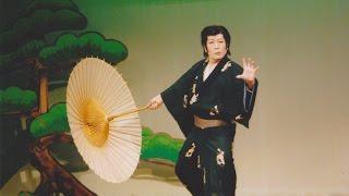 新舞踊 曲:男一代 踊: 深山 幸三郎  2015(初演2001)