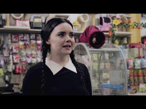 Merlina Addams es Adulta - El amor verdadero (Fandub Latino)
