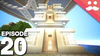 Hermitcraft 6: Episode 20 - The CITY BEGINS!