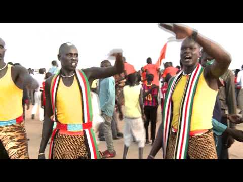 S.Sudan Tribes Showcase Unique Cultures