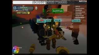 ROBLOX Guest Defence-Wave 20 BOSS FINAL (1080p HD)