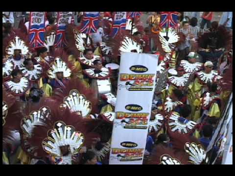 Philippine Travel Guide: Ati-Atihan Festival in Kalibo (Part 1 of 4)