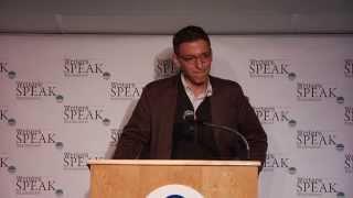 Writers Speak: Benjamin Anastas