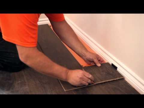 How To Lay Laminate Floor