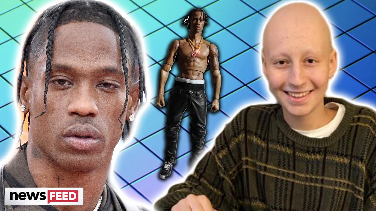 Travis Scott's SELFLESS Act For Cancer Patient Revealed!
