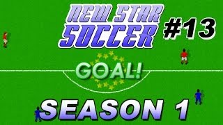 NEW STAR SOCCER - TOP OF THE LEAGUE!