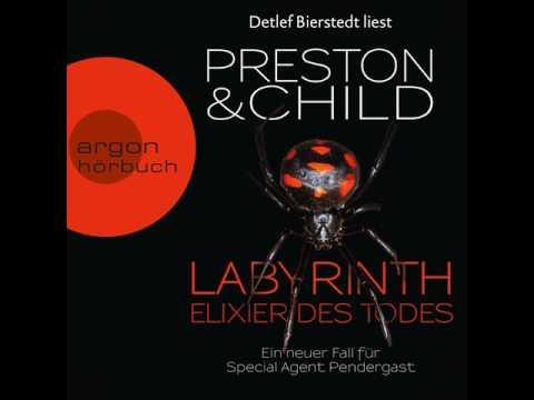 Labyrinth - Elixier des Todes (Pendergast 14) YouTube Hörbuch Trailer auf Deutsch
