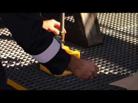 CableSafe Toe Board Dropped Objects Prevention Protective Barriers