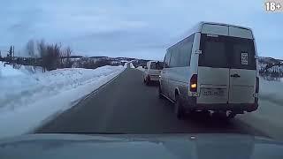 Top Winter Stupid Car Drivers Fails - PART 1 -