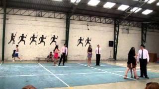 "Musical: ""Hairspray"" (Liceo Santa Juliana 4°A ~ 2011)"