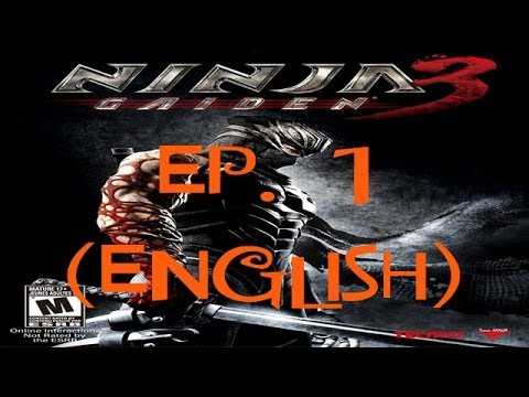 Ninja Gaiden 3 Ep. 1 Chapter 1 - London, UK (Eng. Ver)