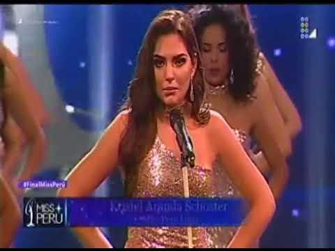 Las participantes de Miss Perú reivindican sus medidas