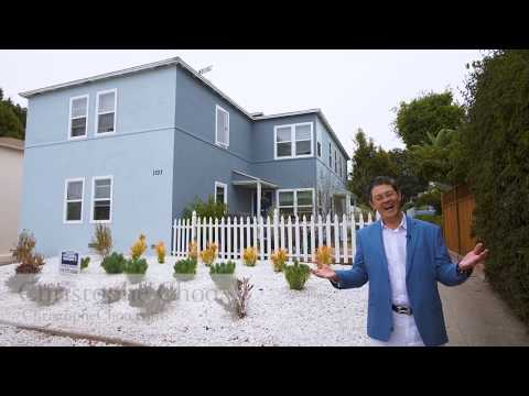 L.A. Investment Property For Sale - 4 units 4 plex in prime Santa Monica  - Christophe Choo