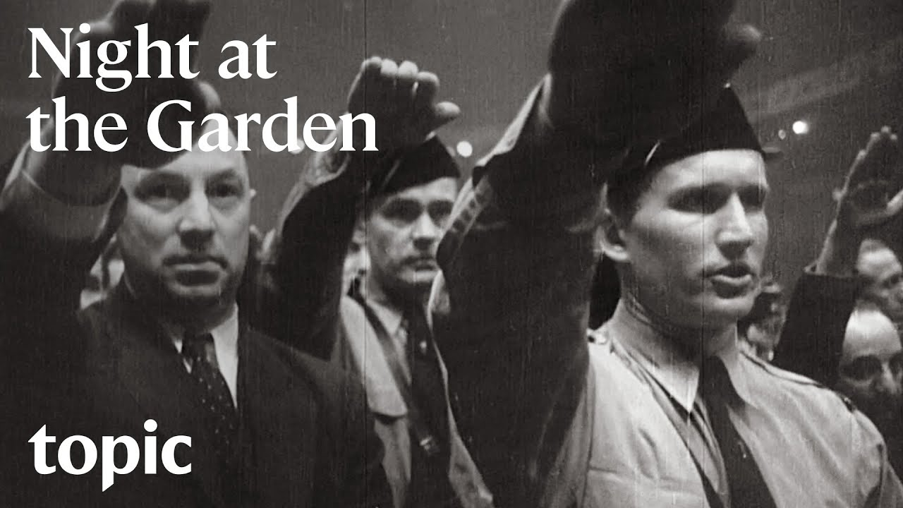 In 1939 the Nazis Held a Rally at Madison Square Garden - Could It Happen Again?