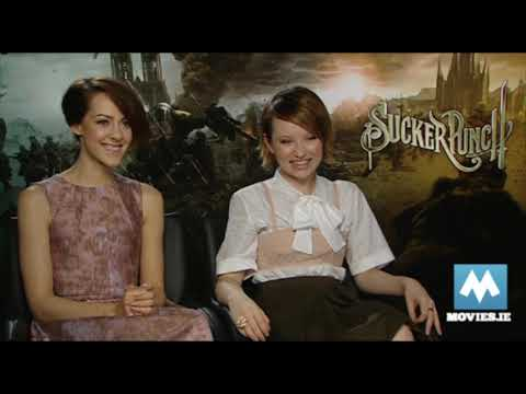 Sucker Punch Explained! Jena Malone & Emily Browning interview
