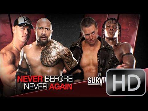 Full Fight Video WWE - Omg John cena & The Rock Vs The Miz & R Truth Crazy Match Original HD