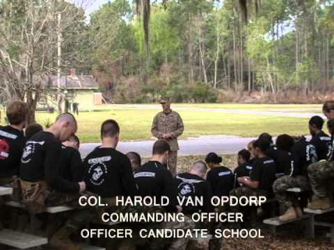Mini-Officer Candidate School Course Video