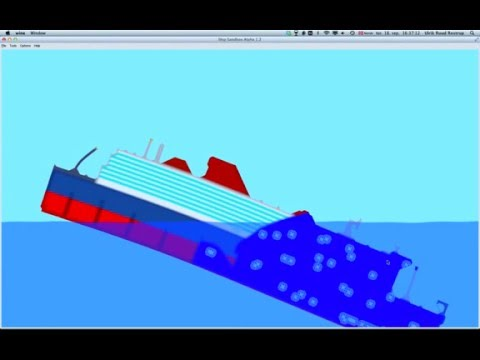 Sinking Simulator - Cruise Ferry