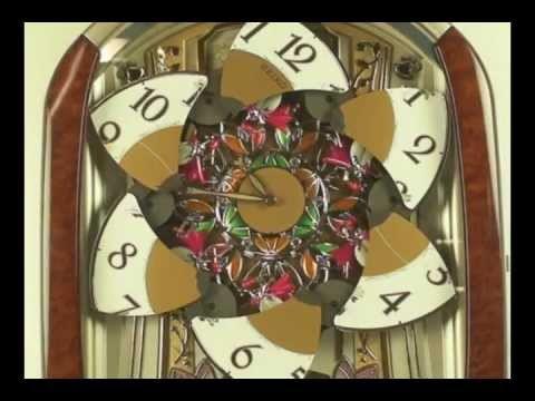 QXM157BRH SEIKO MUSICAL CLOCK - OPENING FAIRYS