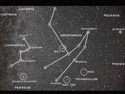 Approaching the Andromeda Galaxy - YouTube