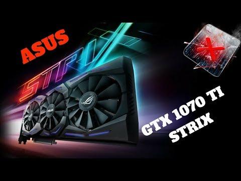 [Unboxing ITA] ASUS GTX 1070 Ti Strix