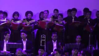 Si Ch'io Vorrei Morire Konser Emas Universitas Negeri Surabaya