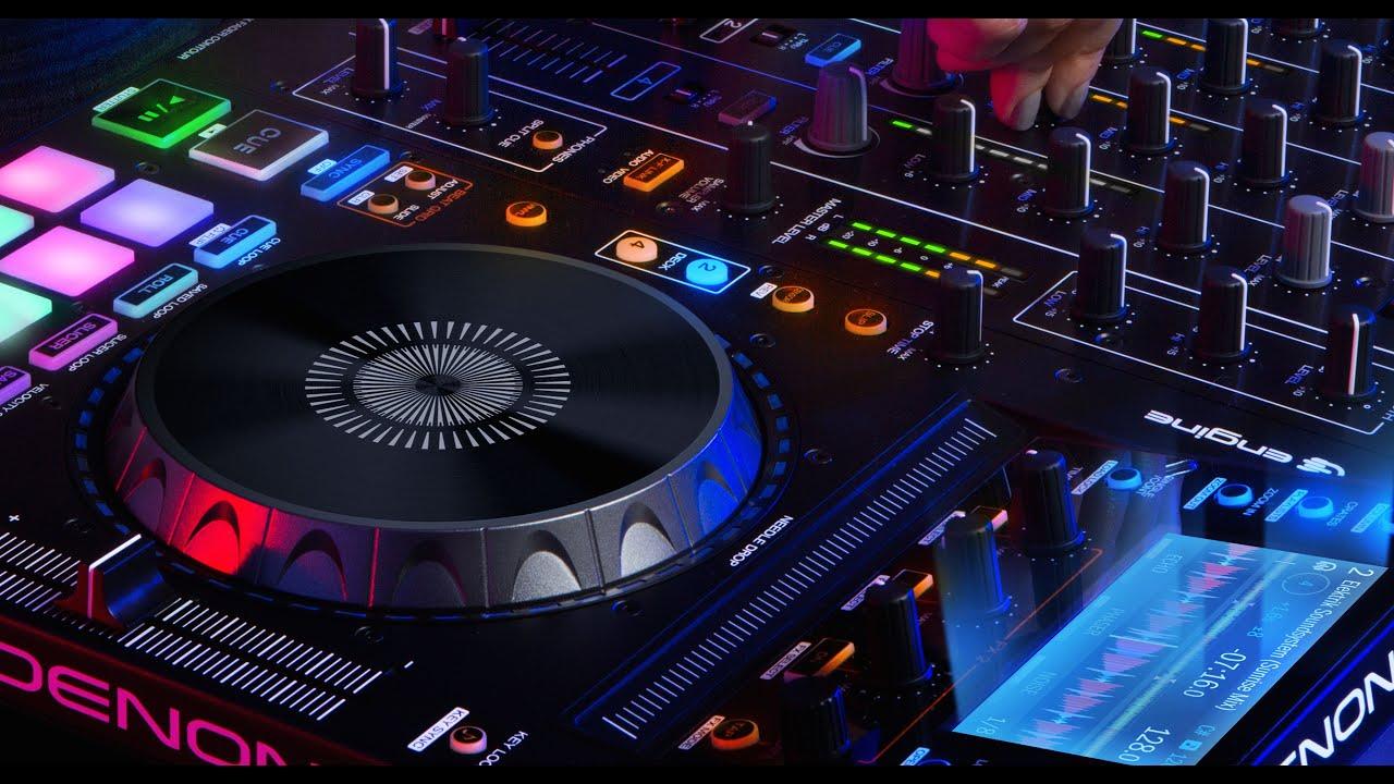NAMM 2016 Denon DJ MCX8000  YouTube