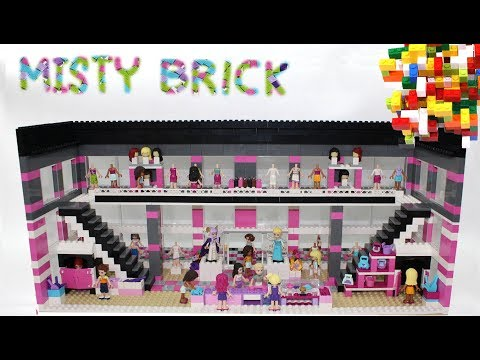 Lego Friends Fashion Shopping by Misty Brick.