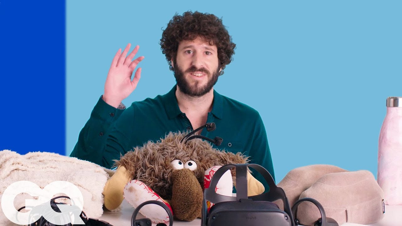 10 Things Lil Dicky Can't Live Without