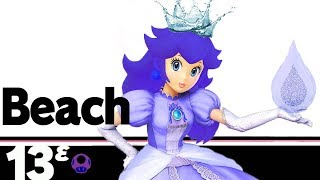 13ᵋ: Beach – Super Smash Bros. Ultimate