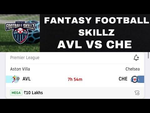 Download AVL VS CHE DREAM11   Aston Villa Vs Chelsea   Premier League   21 June 2020   Dream11 tips