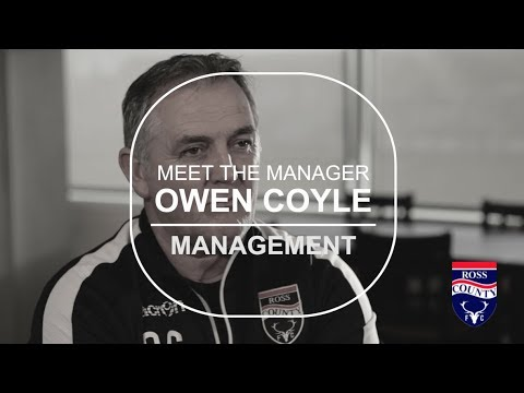 Part 4 Owen Coyle - Meet The Manager - Management