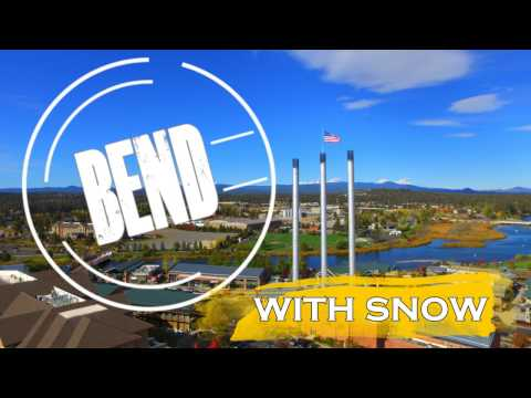 Bend, OR. Winter Wonderland Part 1