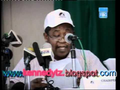 Tume ya uchaguzi ZEC yamtangaza Dokta Shein Rais wa  Zanzibar.