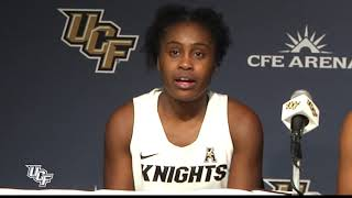 Knights at the Mic: WBB vs Chattanooga