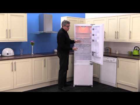 Blomberg KNM1551i Built In Frost Free Fridge Freezer