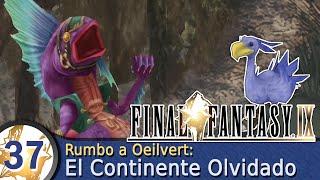 Guía Final Fantasy IX  #37  Rumbo a Oeilvert: El Continente Olvidado