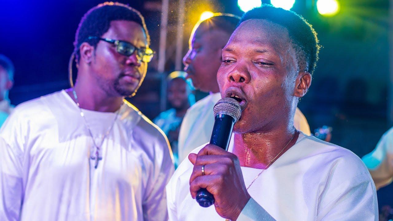 Download Abel Oluwafemi Dosunmu a.k.a Mega 99 live at CCC Central Cathedral Abuja Praise Night