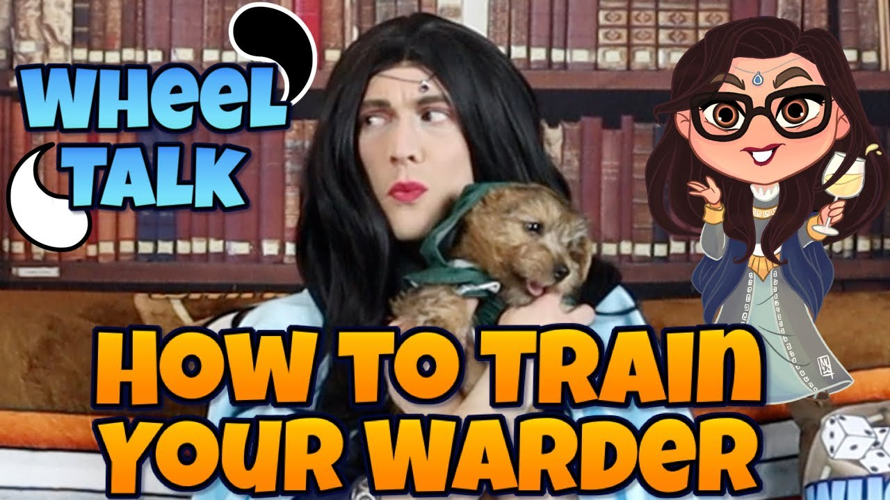 How to Train Your Warder