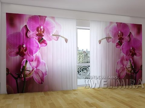 PhotoCurtains Wellmira, panoramic photo curtains, photosets.