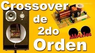 Divisor de frecuencias pasivo (parte 2) Montaje en sus cabinas acústicas