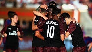GGOOOLL ANDRE SILVA !!!  -  AC Milan 1-0 FC Barcelone  -  ICC 2018  I  MilanActu HD