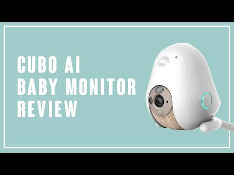 Cubo AI Smart Baby Monitor Review 2020