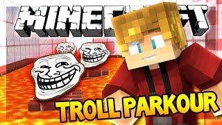 TROLL PARKOUR!? (1 HOUR LONG SPECIAL!)   Stay High Parkour w/PrestonPlayz (Minecraft Parkour Map)