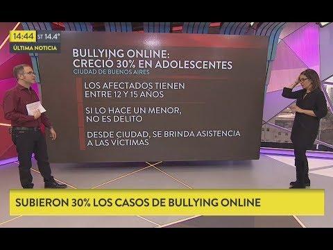 Creció el bullying on line entre adolescentes